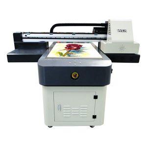 UV flatbed پرنٹر A2 پیویسی کارڈ یووی پرنٹنگ مشین ڈیجیٹل انکیکیٹ پرنٹر DX5