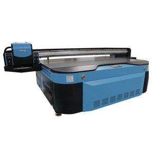 بڑے فارمیٹ multicolor ntek ایککرین دستکاری پرنٹنگ مشین