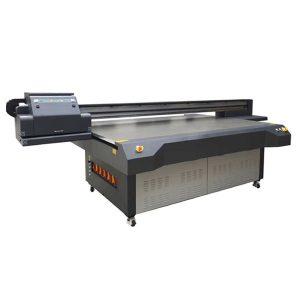 2.5 میٹر UV پرنٹر بڑی شکل میں UV نے فلیٹڈ پرنٹر کی قیادت کی