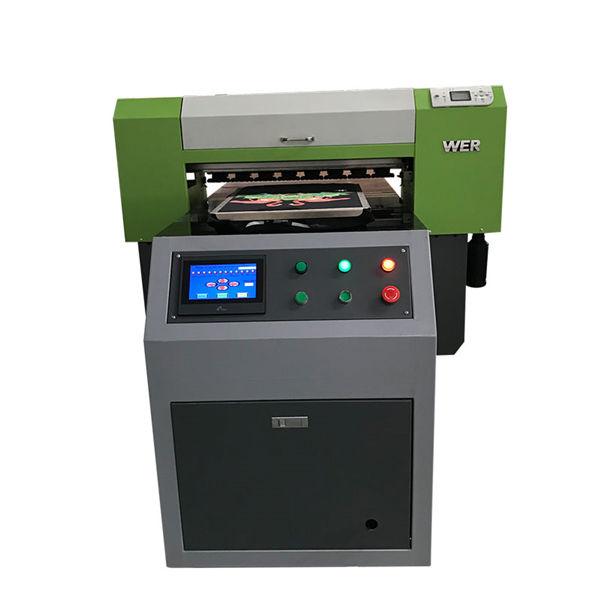 بہترین فروخت ٹی شرٹ ٹیکسٹائل فلیٹڈ پرنٹر ایککیلیل گارمنٹ پرنٹر فلیٹڈ پرنٹنگ مشین