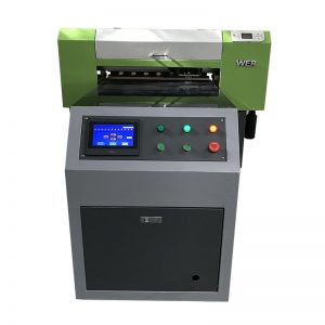 پیویسی پرنٹر بڑی شکل کینوس پرنٹر گولف گیند پرنٹنگ مشین WER-ED6090UV