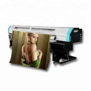 3.2m فوٹون ud-3208p بیرونی اشتہارات بل بورڈ پرنٹنگ مشین